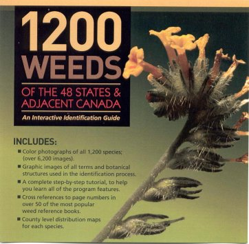 1,200 Weeds of North America