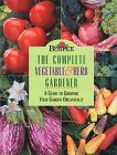 Burpee:  The Complete Vegetable & Herb Gardener - Organic