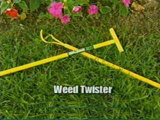 Ergonica Weed Twister Model A-36T