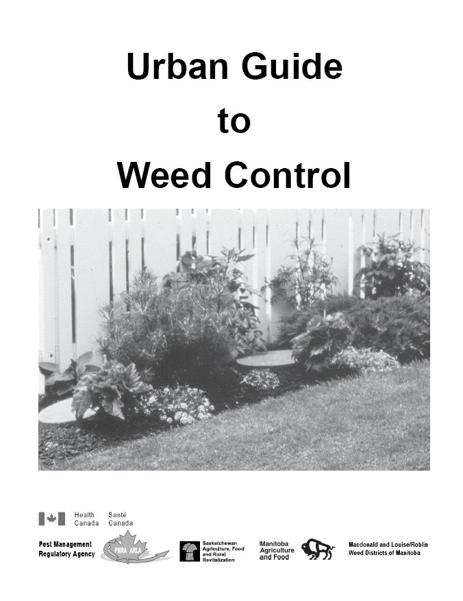 Urban Guide to Weed Identification and Control