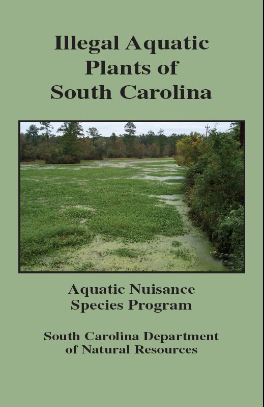 Illegal Aquatic Plants-Weeds of South Carolina Identification